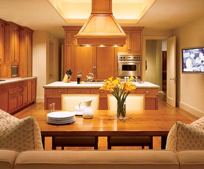 Feng-Shui-kitchen-with-beautiful-interior