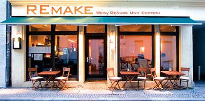 Gala Menue im ReMake Foto: Goetz Schleser 12.07.2005