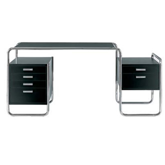 Bauhaus-Interior-Marcel-Breuer-Desk