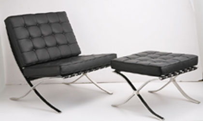 mies-barcelona-chair-and-ottoman