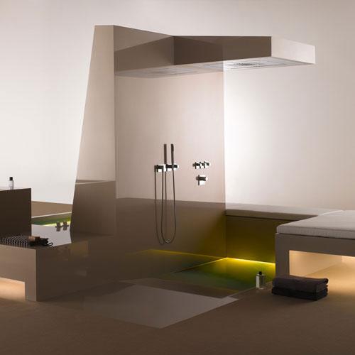 Supernova Bathroom Minimalist Design byDornbracht1