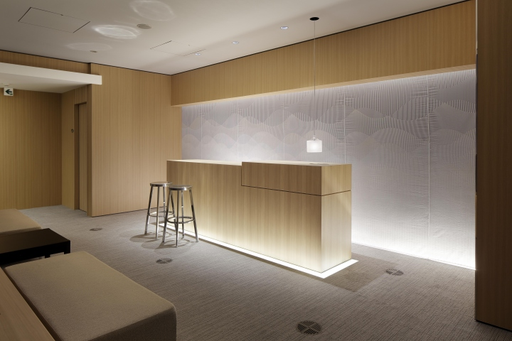 K-AND-K-COMPANY-office-by-ISAKU-DESIGN-Tokyo-Japan
