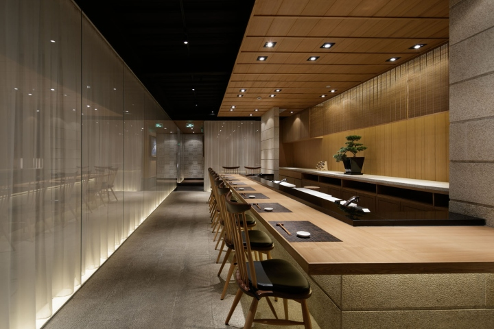 TSUKIJI-AOZORA-SANDAIME-Grill-Sushi-Bar-by-GATE-interior-design-office-Shanghai-07