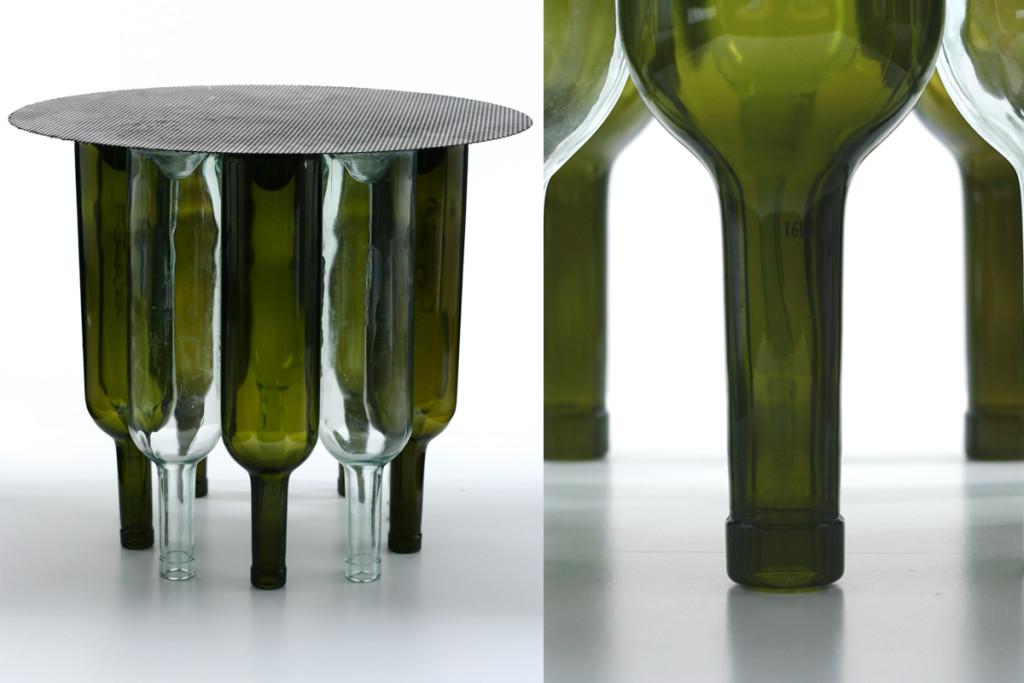 stolik-butelka