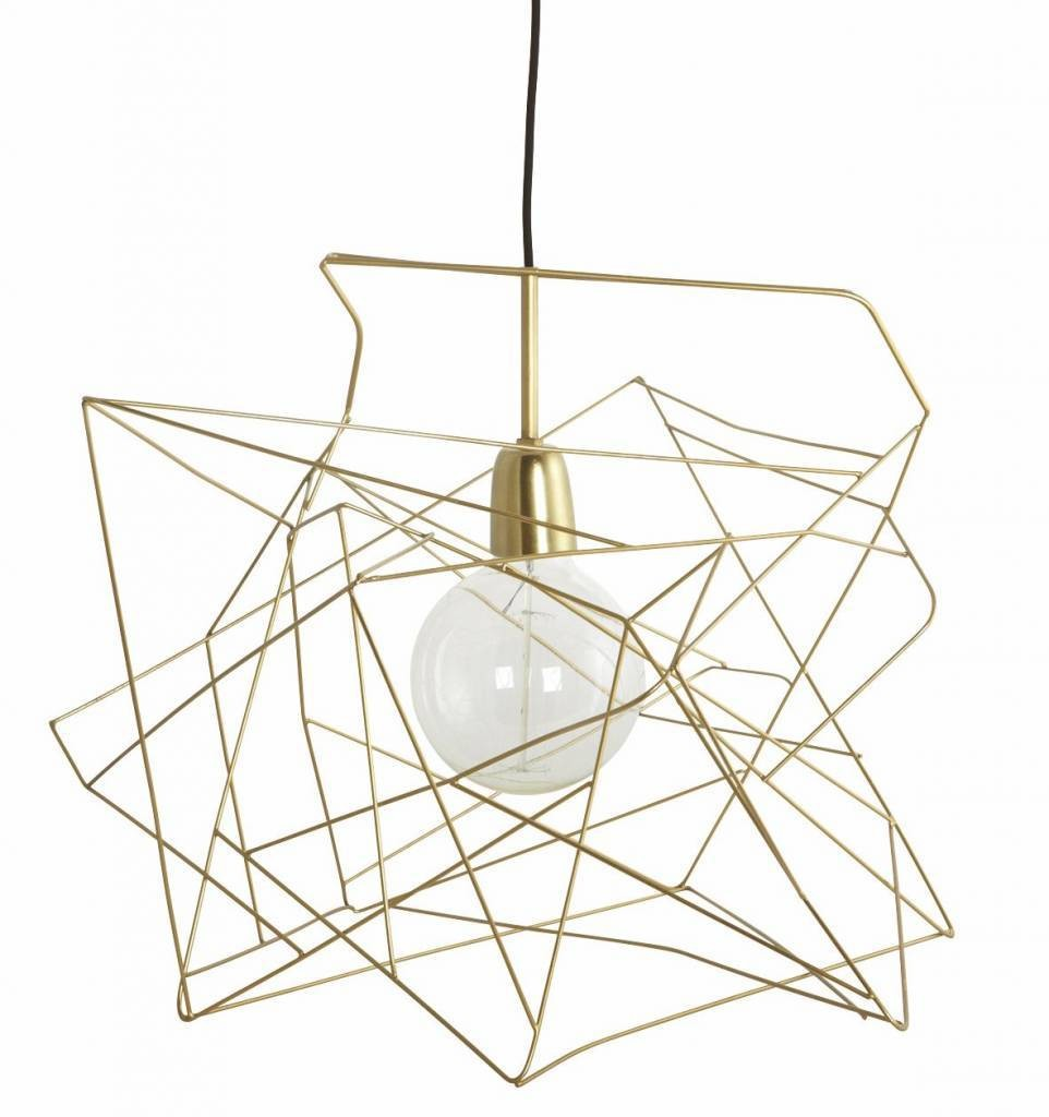 house-doctor-asymmetric-hanging-lamp-shiny-gold
